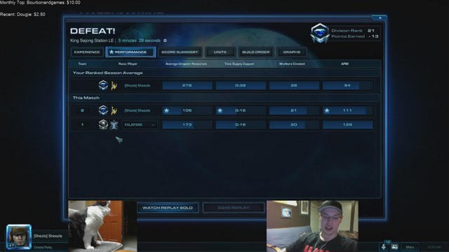 Stream by Sheezle - StarCraft II: Heart of the Swarm