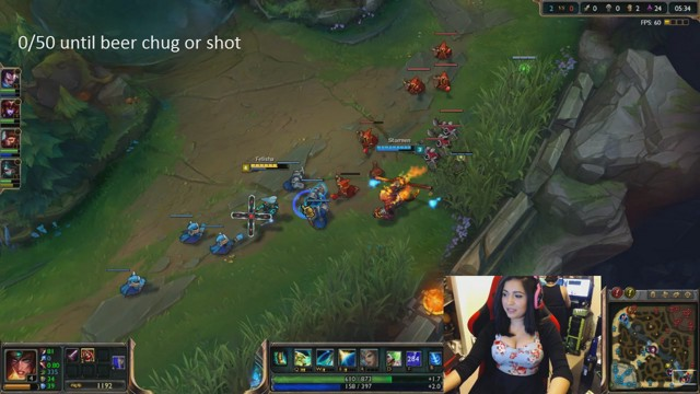 Stream by PMS_UNFORGIVEN - League of Legends
