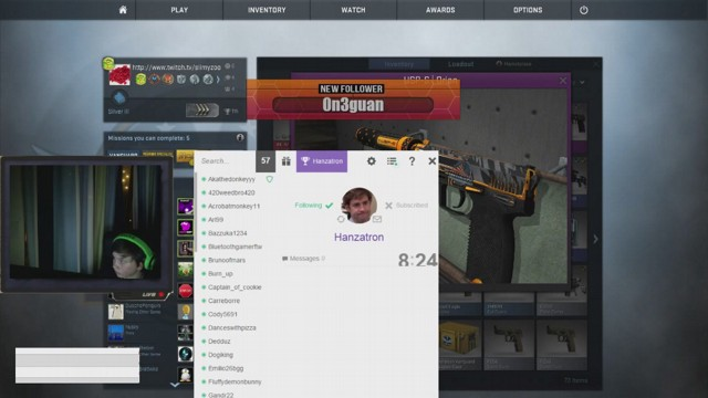 Stream by slimyzoo - Counter-Strike: Global Offensive