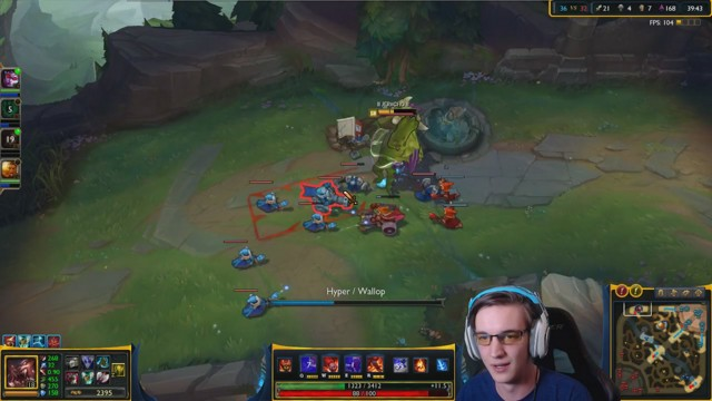 Stream by iijeriichoii - League of Legends
