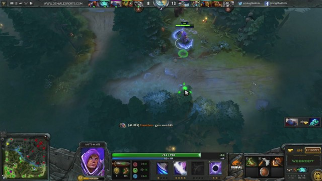 Stream by 7ckngMad - Dota 2