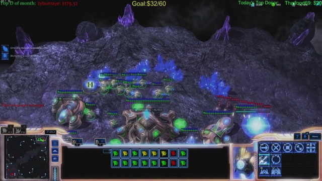 Stream by Weedamins - StarCraft II: Heart of the Swarm