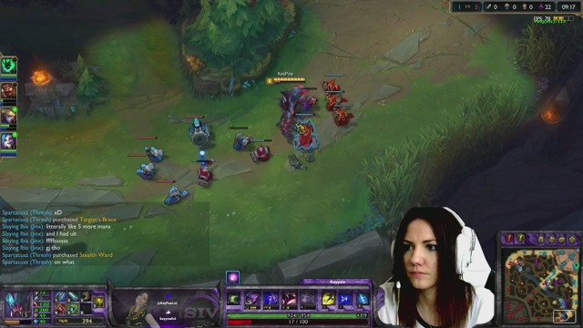 Stream by KayPeaLoL - League of Legends