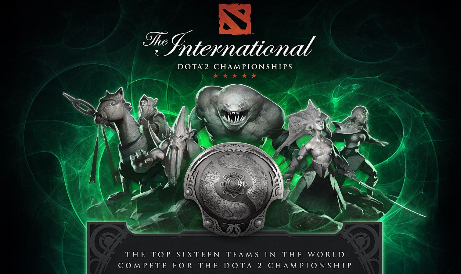 The International 2013 групповой этап
