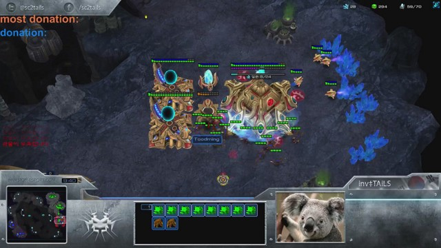 Stream by Sc2TAiLS - StarCraft II: Heart of the Swarm
