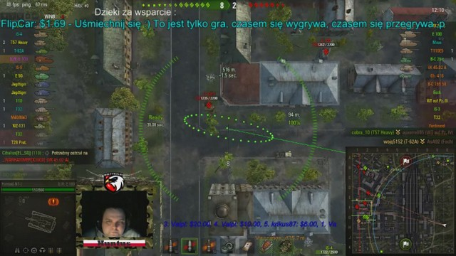Stream by xhuntus - World of Tanks