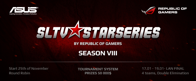 SLTV Star Series Season VIII Dota 2 день 9