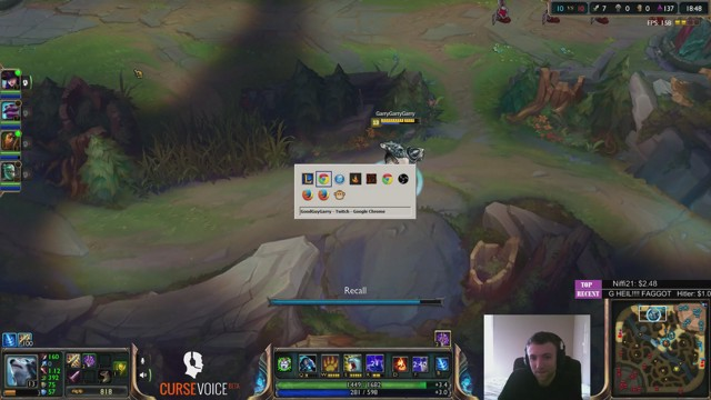 Stream by GoodGuyGarry - League of Legends
