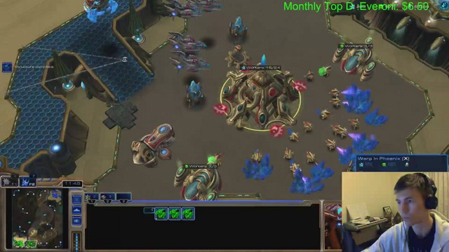 Stream by o__CHIPS__o - StarCraft II: Heart of the Swarm