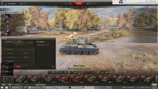 Stream by Snoozerx - World of Tanks