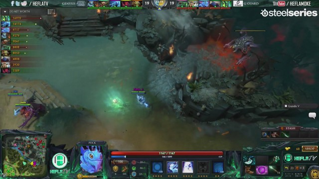 Stream by HeflaTV2 - Dota 2