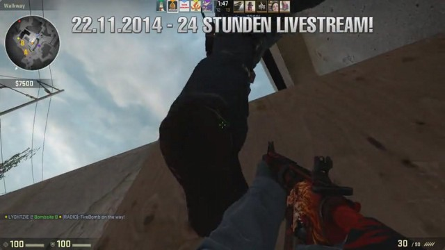 Stream by bibaboy - Counter-Strike: Global Offensive