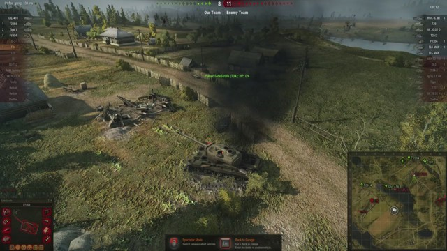 Stream by SideStrafe - World of Tanks