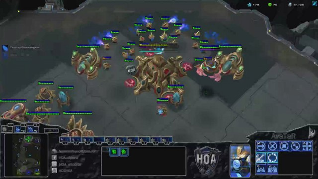 Stream by Dmtrprime - StarCraft II: Heart of the Swarm