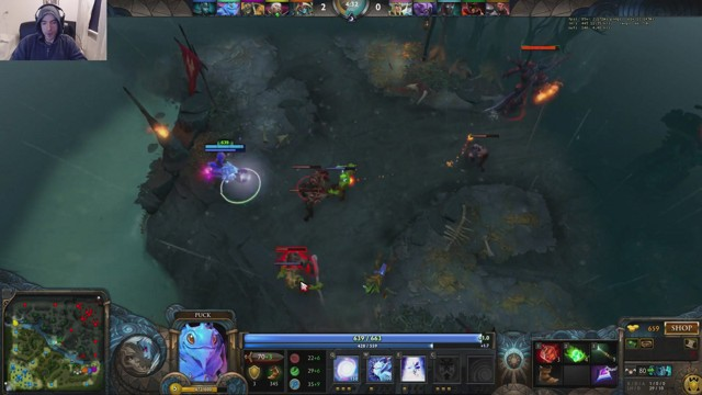 Stream by Draskyl - Dota 2