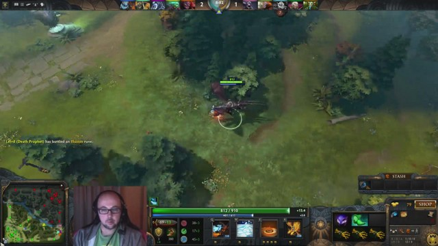 Stream by Pyrionflax - Dota 2