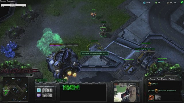 Stream by ZombieGrub - StarCraft II: Heart of the Swarm