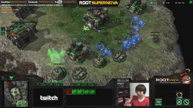 Stream by ogssupernova - StarCraft II: Heart of the Swarm