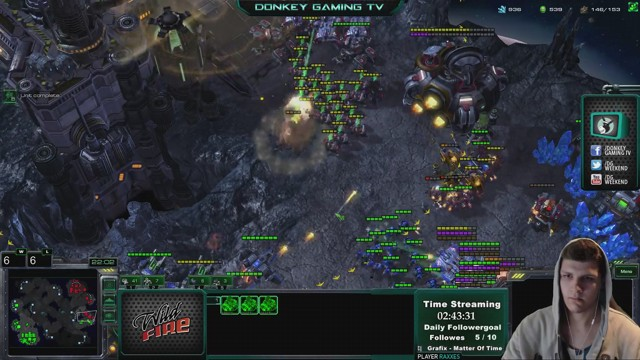 Stream by Raxxes - StarCraft II: Heart of the Swarm