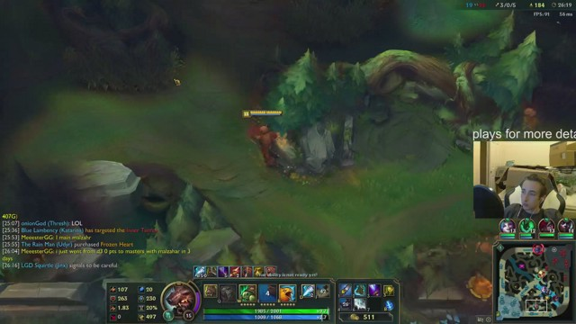 Stream by The Rain Man - League of Legends