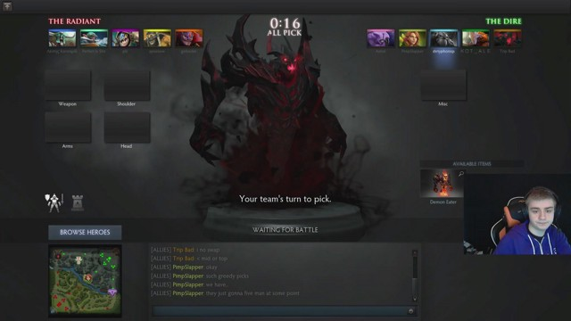 Stream by BigDaddy - Dota 2