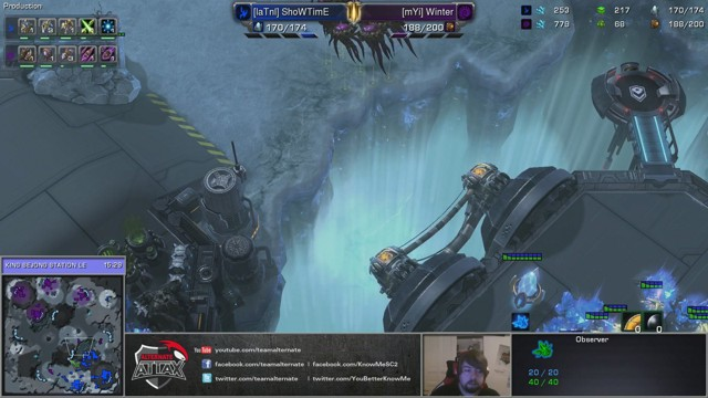 Stream by Youbetterknowme - StarCraft II: Heart of the Swarm