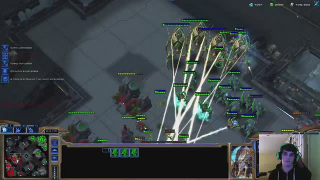 Stream by SC2ShoWTimE - StarCraft II: Heart of the Swarm