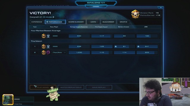 Stream by sixjaxterran - StarCraft II: Heart of the Swarm