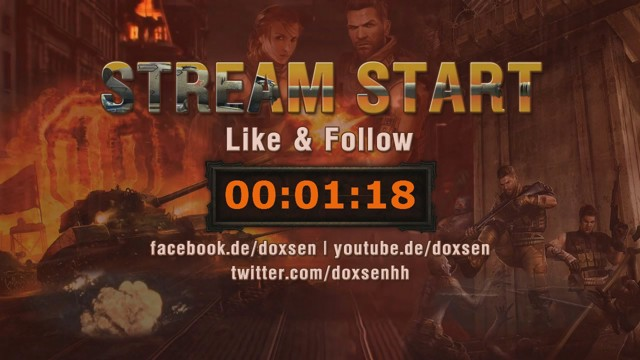 Stream by doxsen - World of Tanks