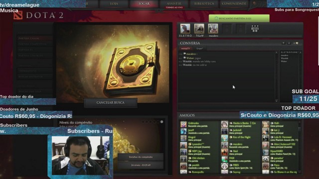 Stream by mortaaTV - Dota 2