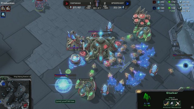 Stream by Tesllive2 - StarCraft II: Heart of the Swarm