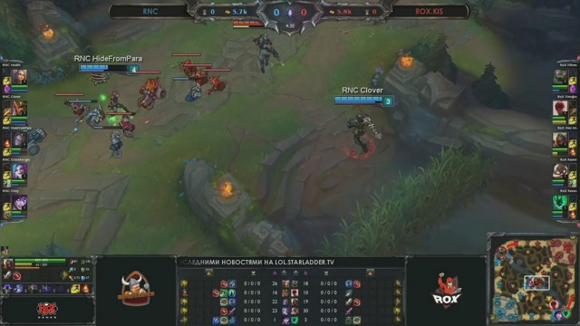 Stream by lolstarladder - League of Legends