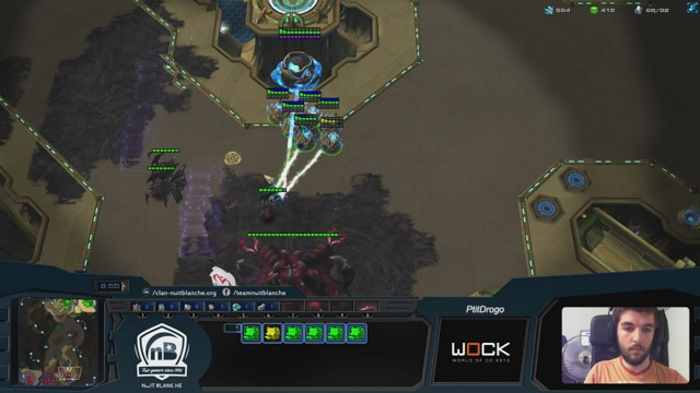Stream by Ptitdrogo - StarCraft II: Heart of the Swarm