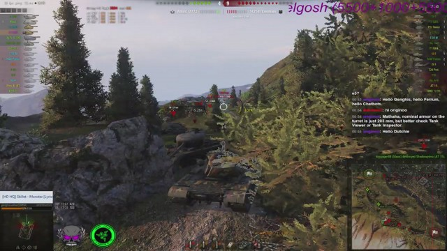 Stream by genghiswolves - World of Tanks