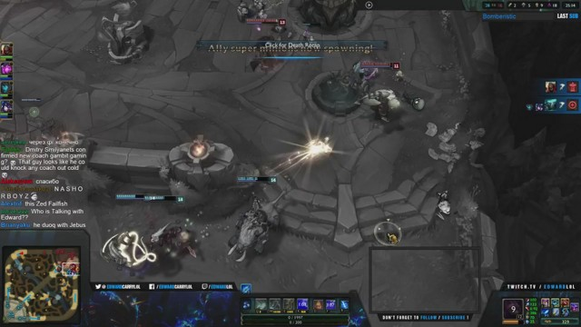 Stream by EdwardLoL - League of Legends