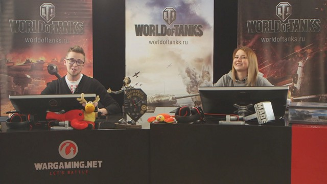 Stream by wargaming_live - World of Tanks
