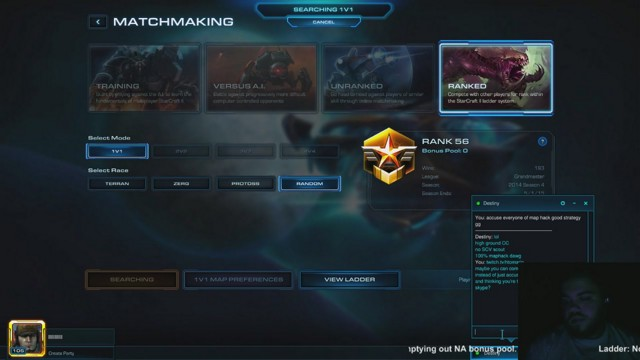 Stream by HTOMario - StarCraft II: Heart of the Swarm