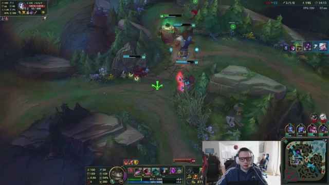 Stream by Vizicsacsi - League of Legends