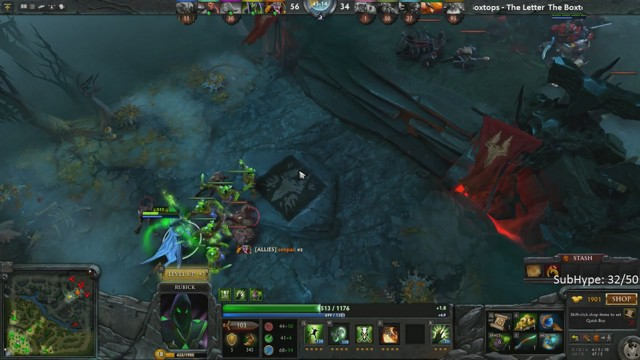 Stream by Pingeee - Dota 2