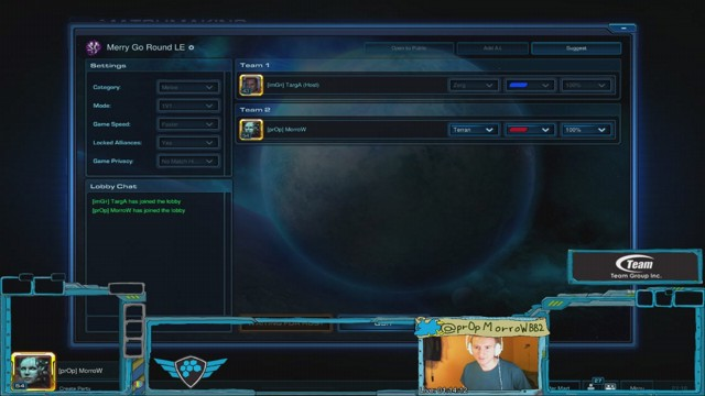 Stream by Morrow - StarCraft II: Heart of the Swarm