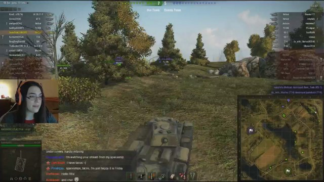 Stream by RitaGamer2 - World of Tanks