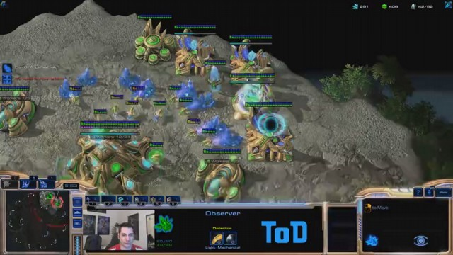 Stream by ToDsc - StarCraft II: Heart of the Swarm