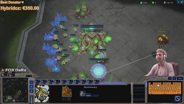 Stream by 2x2ActionFOX - StarCraft II: Heart of the Swarm