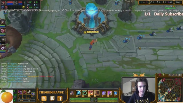 Stream by ioddorange - League of Legends